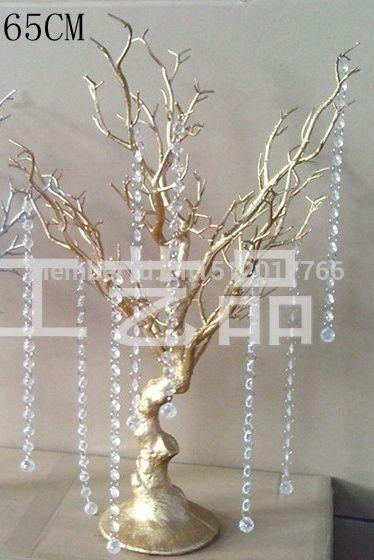 Arbol de navidad en ramas buscar con google decoracion - Arboles secos decorados ...