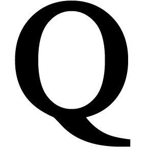 Q Dr Odd Letter Work Q Pinterest