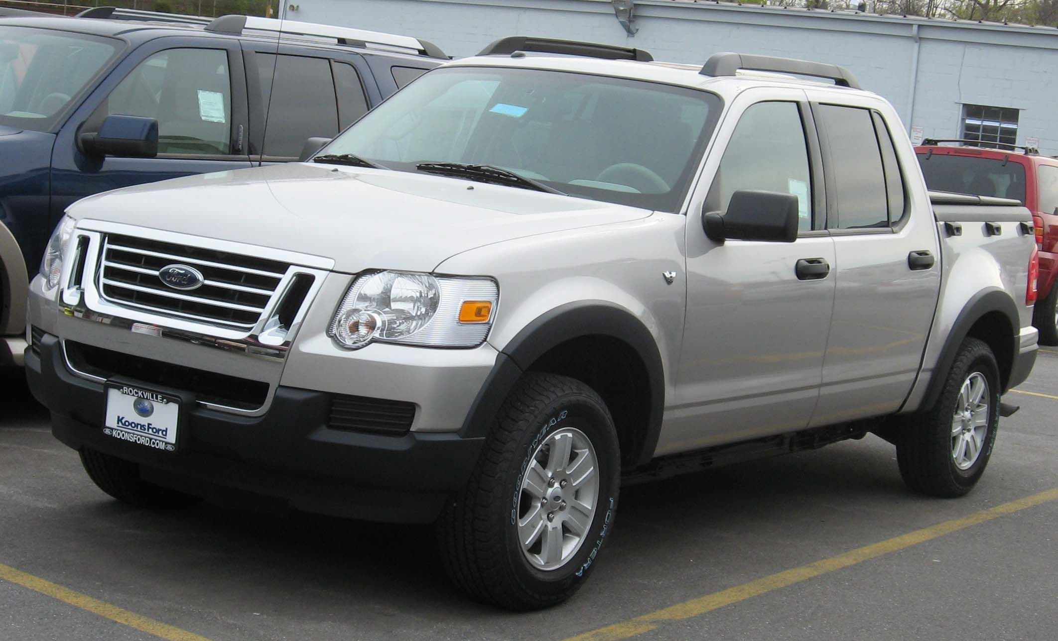 Ford Sport Trac Ford explorer, 2010 ford explorer, Ford