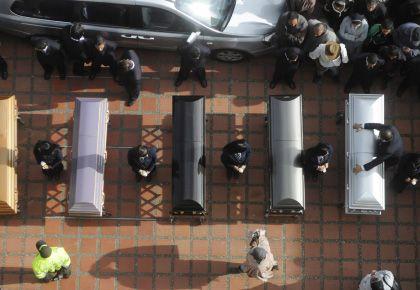 Delincuencia en Colombia: bandas desbandadas