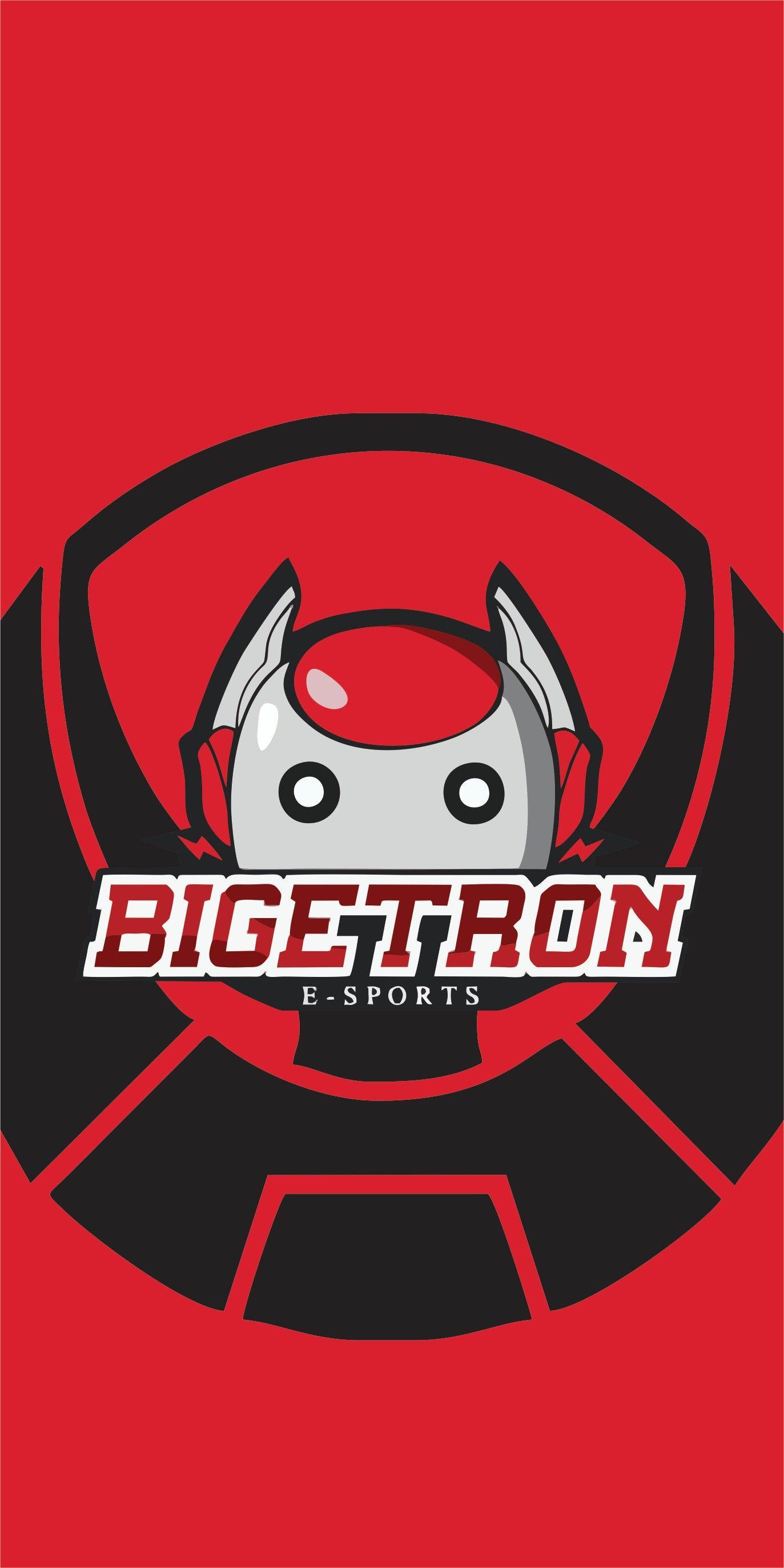 Bigetron E Sport Logo2 Ilustrasi Karakter Gambar Karakter Disney Logo Hewan