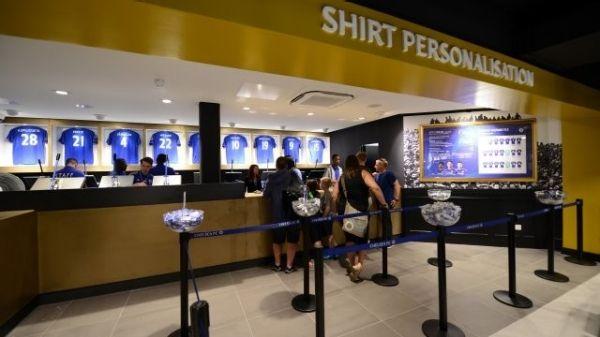August 2015: CHELSEA MEGASTORE at Stamford Bridge | Chelsea FC