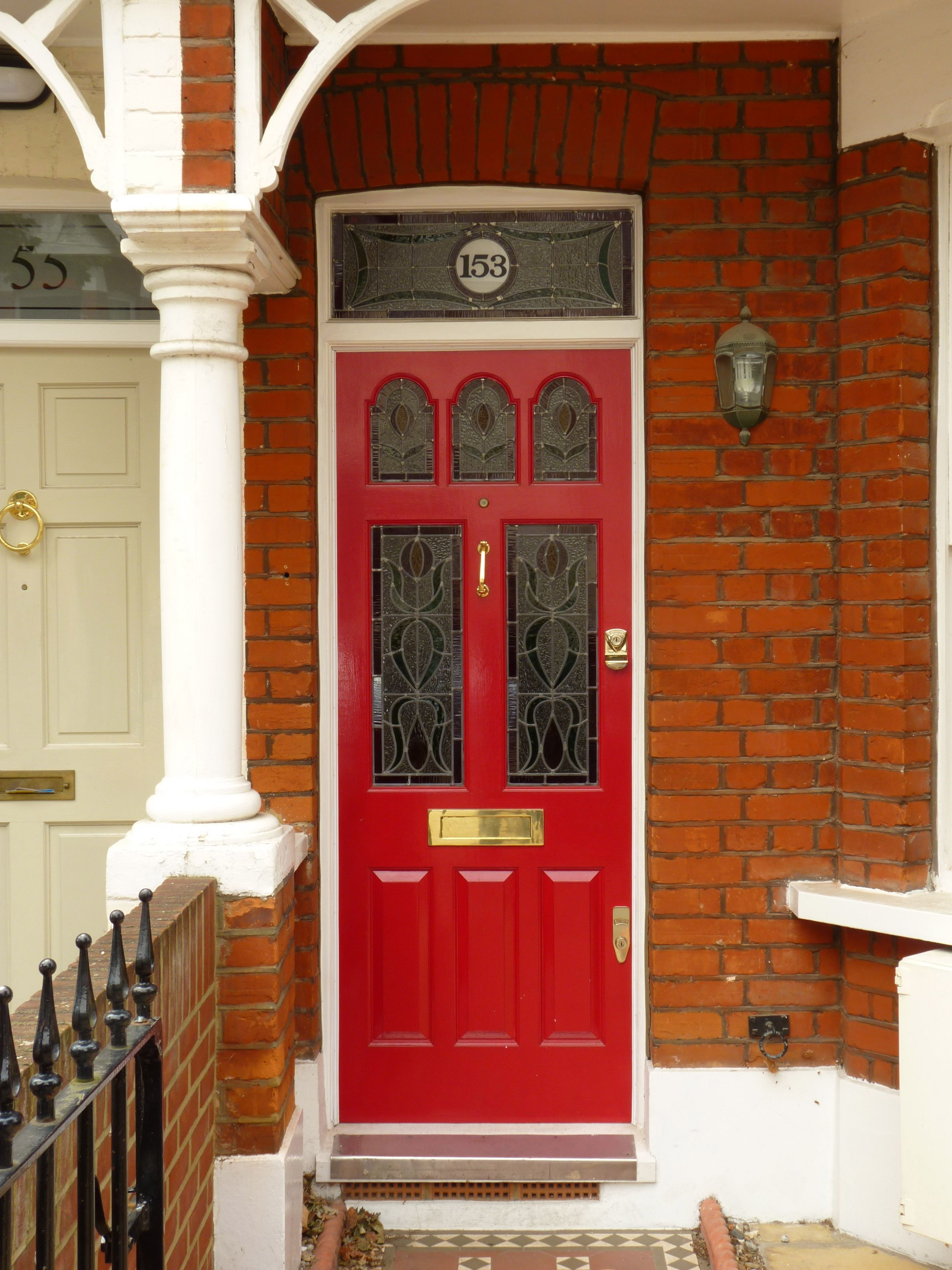 A red victorian door is in keeping with the traditional features a red victorian door is in keeping with the traditional features of this property rubansaba