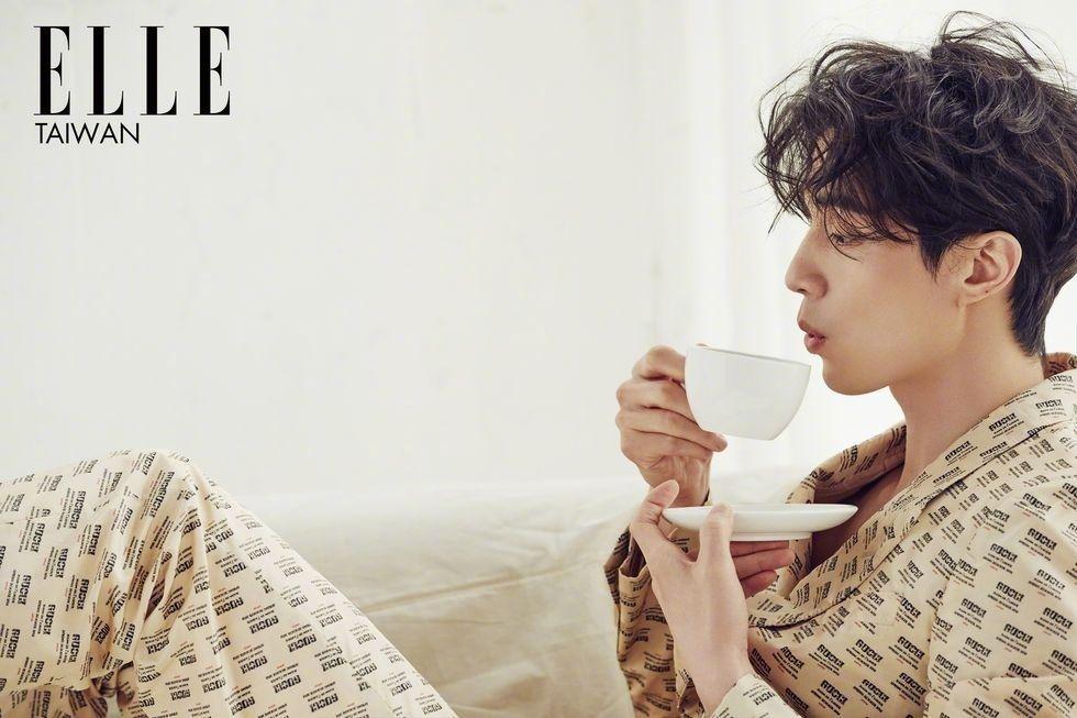 , Lee Dong Work for Elle Taiwan, Hot Models Blog 2020, Hot Models Blog 2020