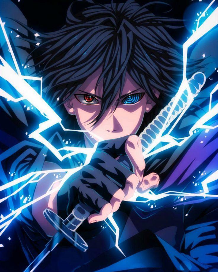 Sasuke Wallpaper Phone : sasuke, wallpaper, phone, Ilustrasi, Komik,, Wallpaper, Anime,, Naruto