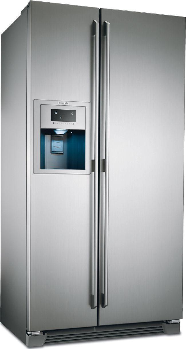 cheap rfrigrateur amricain electrolux ealwou with frigo americain faible profondeur. Black Bedroom Furniture Sets. Home Design Ideas