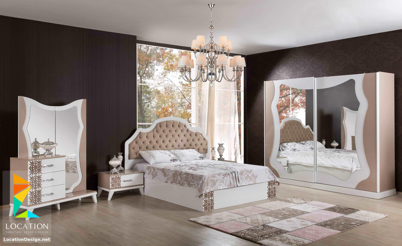 كتالوج غرف نوم مودرن كاملة بالدولاب 2018 2019 لوكشين ديزين نت Luxurious Bedroom Elegant Bedroom Luxurious Bedrooms