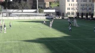Using X...Girls Lacrosse Shooting Drill Slow Break, via YouTube.