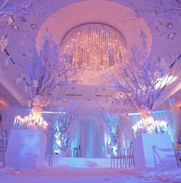 Winter Themed Wedding Ideas: Great For A Winter Themed Ceremony
