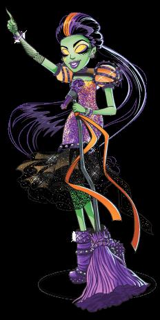 Casta Fierce Basic Monster High Characters Monster High Monster High Dolls