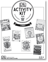 DK Summer Activity Kit - 2013 | Resources for Kiddos up to age 12 ...