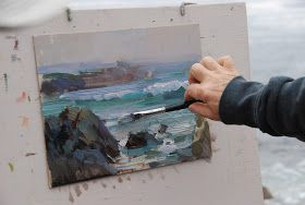 Teach Paint Travel: OVANES WORKSHOP DAY TWO