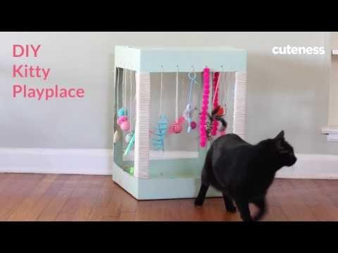 4 diy faciles et colo faire avec des cartons chat chien chat griffoir chat et chien. Black Bedroom Furniture Sets. Home Design Ideas