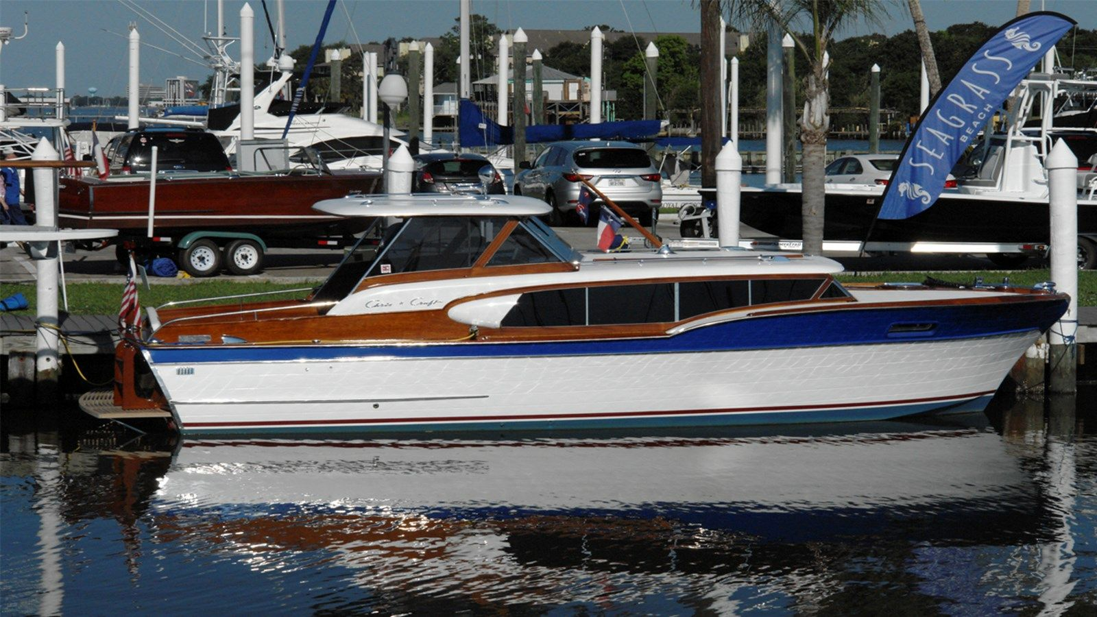 1959 Chris Craft Cavalier Vintage Boats Classic Boats Chris Craft Boats