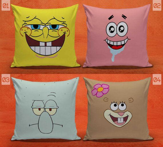 cute pillows face pillow