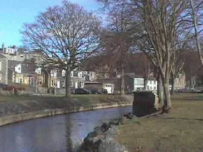 Town Impressions | Royal Burgh of Peebles, Eddelston Waters