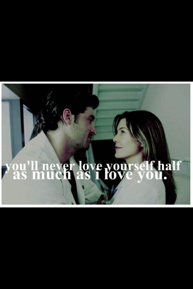 Grey\'s Anatomy . Meredith & Derek . ❤ | Grey\'s Anatomy <3 ...