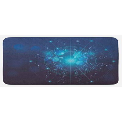 Photo of East Urban Home Fortune Telling Birth Chart Zodiac Signs In Space Geometrical Im…