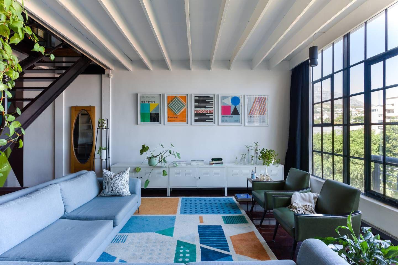 Artist loft in woodstock cape town lofts for rent in