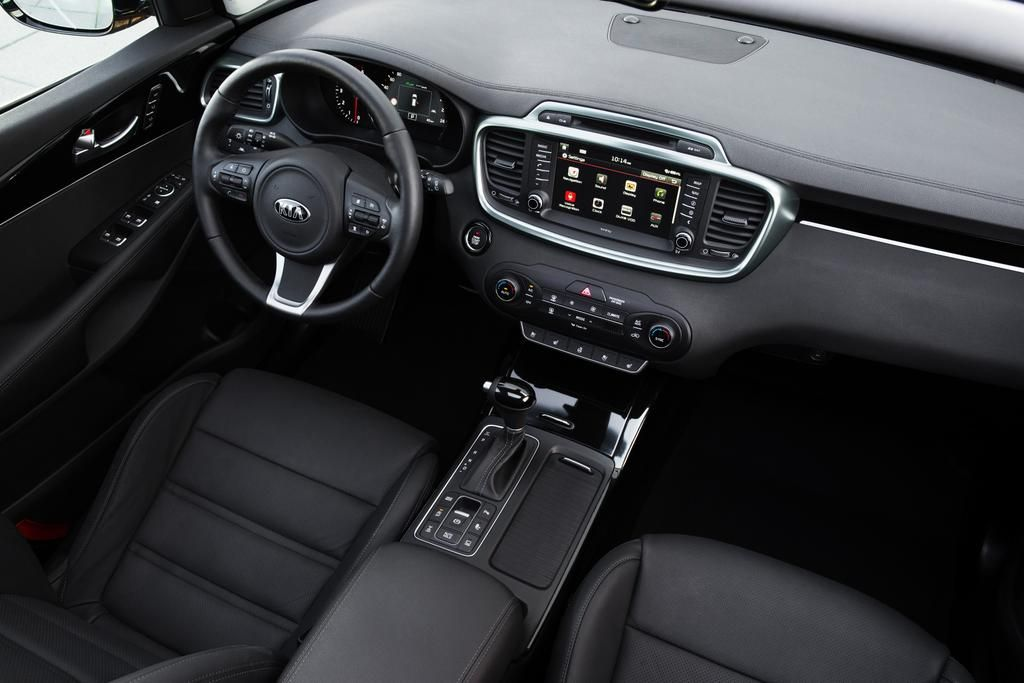 kia autoweek awd sxl reviews review photo sorento car article