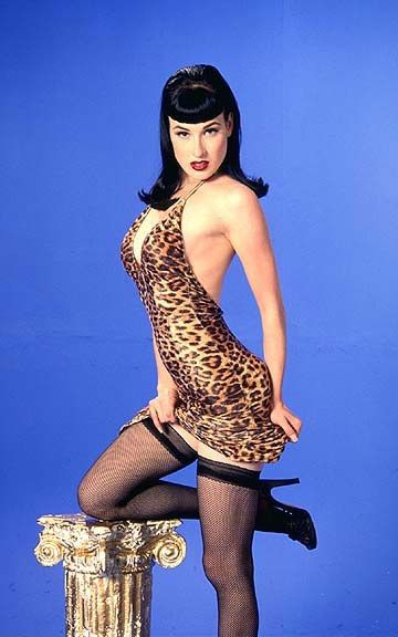 Really. Dita von teese ken marcus agree, very