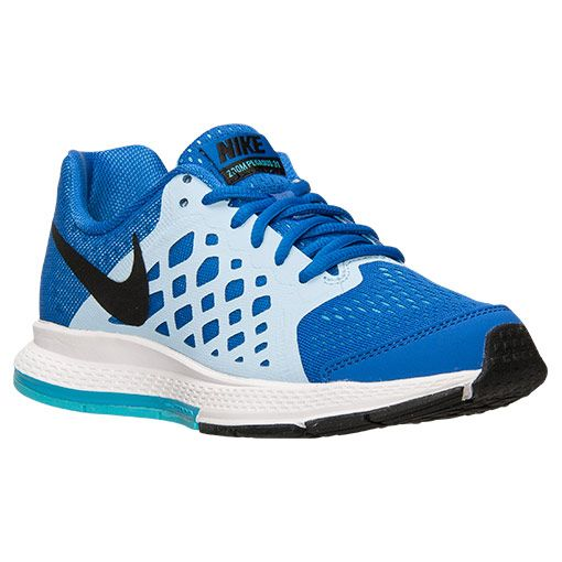 Boys' Grade School Nike Zoom Pegasus+31 Running Shoes - 654412 401 | Finish