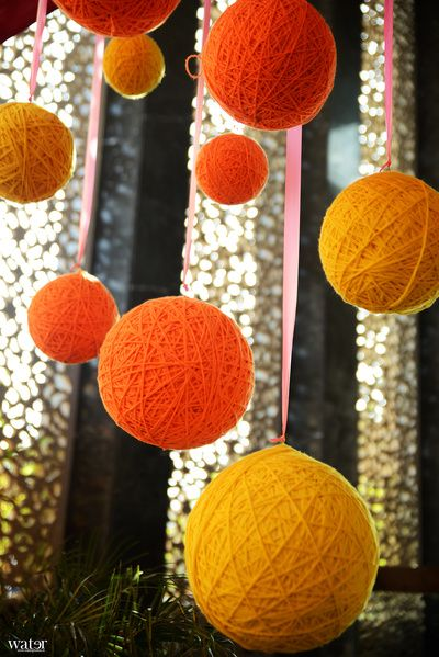 Decorative Balls To Hang From Ceiling Wedding Decoration Ideas Decoration For Marriage Reception
