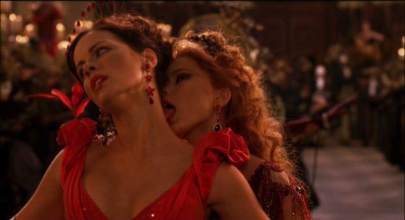 Screencap sexy movie scene