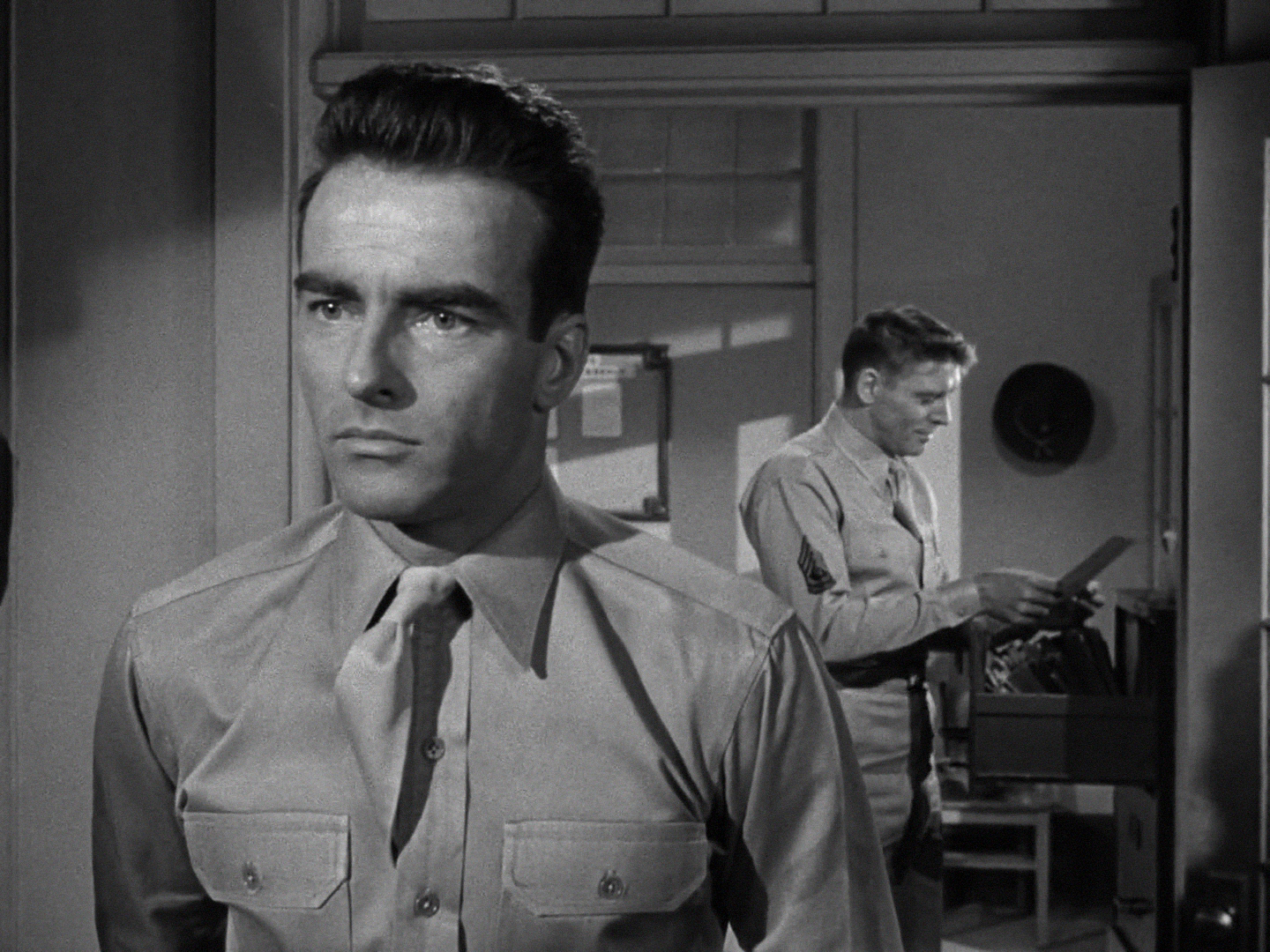 From Here to Eternity (1953) Montgomery Clift | Montgomery clift, The best  films, Best actor