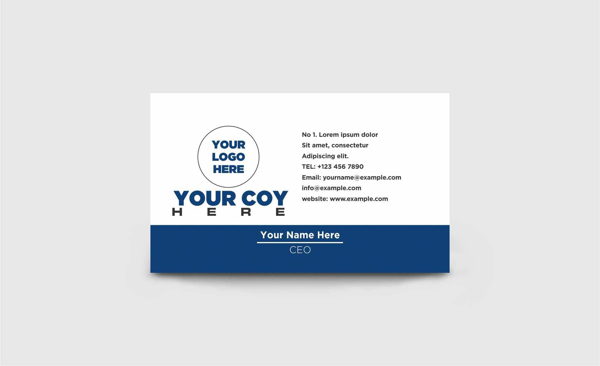 Editable Business Card Template Can Be Tweaked To Your Satisfaction Format Business Card Template Photoshop Business Card Graphic Business Card Template