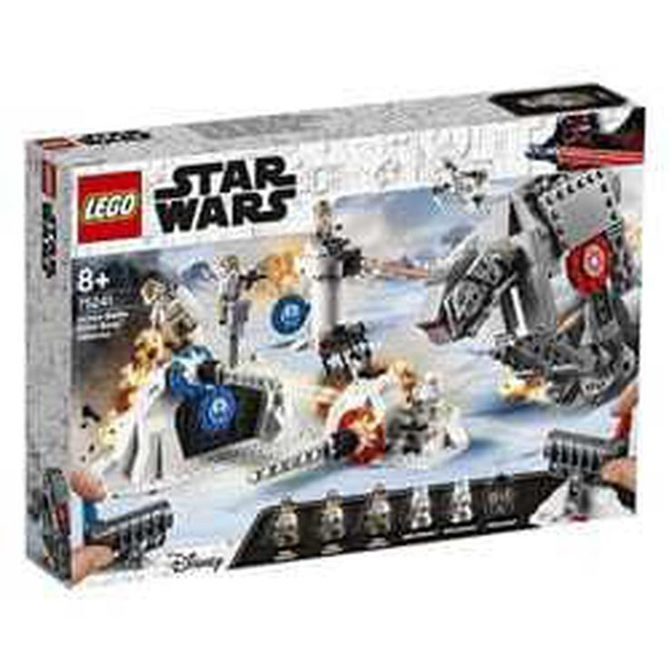Action Battle The Echo  Base Defense 75241 LEGO STAR WARS   Products