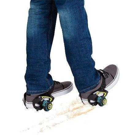 Razor Jetts Heel Wheels Skate - Green