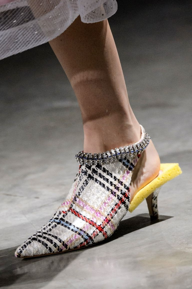 The Hottest Spring 2018 Shoes From The
