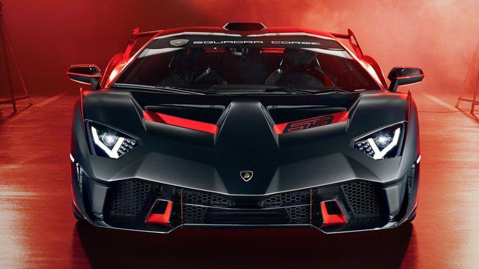 2020 Lamborghini Aventador Superauto Klassische Autos Auto