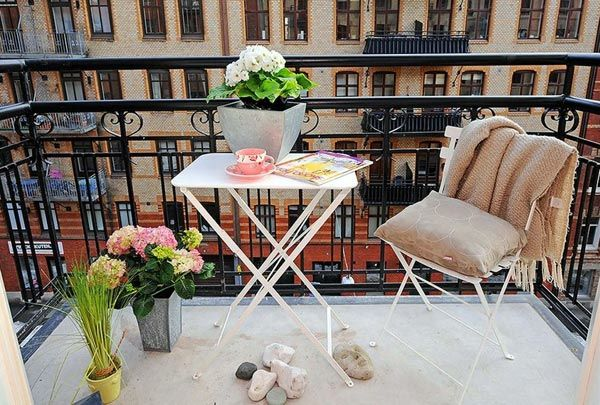 15 ideas for attractive balcony design for little money the balcony is the perfect place where you can spend the barbecue season with friends and enjoy