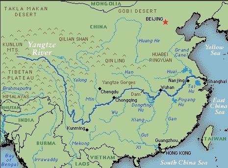 three gorges dam map google zoeken china pinterest