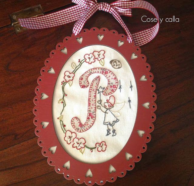 ...Un regalo especial. http://coseycalla.blogspot.com.es/