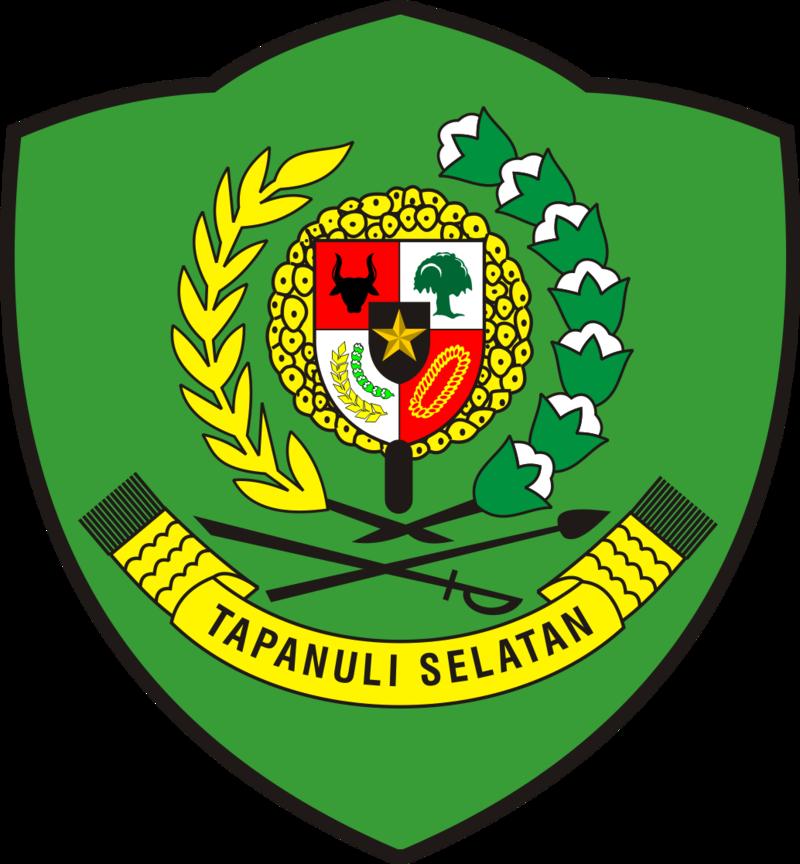 Lambang Kabupaten Tapanuli Selatan Di 2020 Kota Indonesia Pesisir