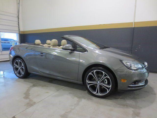 2017 Buick Cascada Premium 36 605 For Sale Buick Cascada Buick Convertible