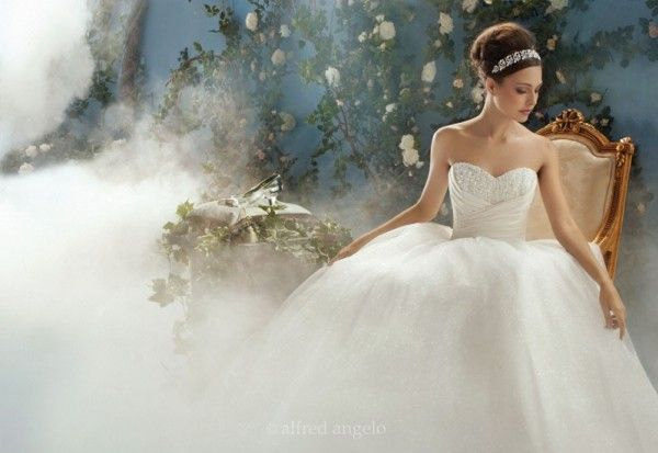 Vestido de Novia inspirado en Cenicienta | For all eternity♥レ O ...