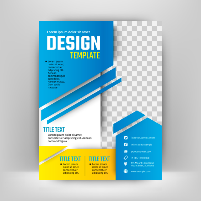 Vector Design For Cover Report Brochure Flyer Poster Cover Report Brochure Design Template Brochure Template Layout