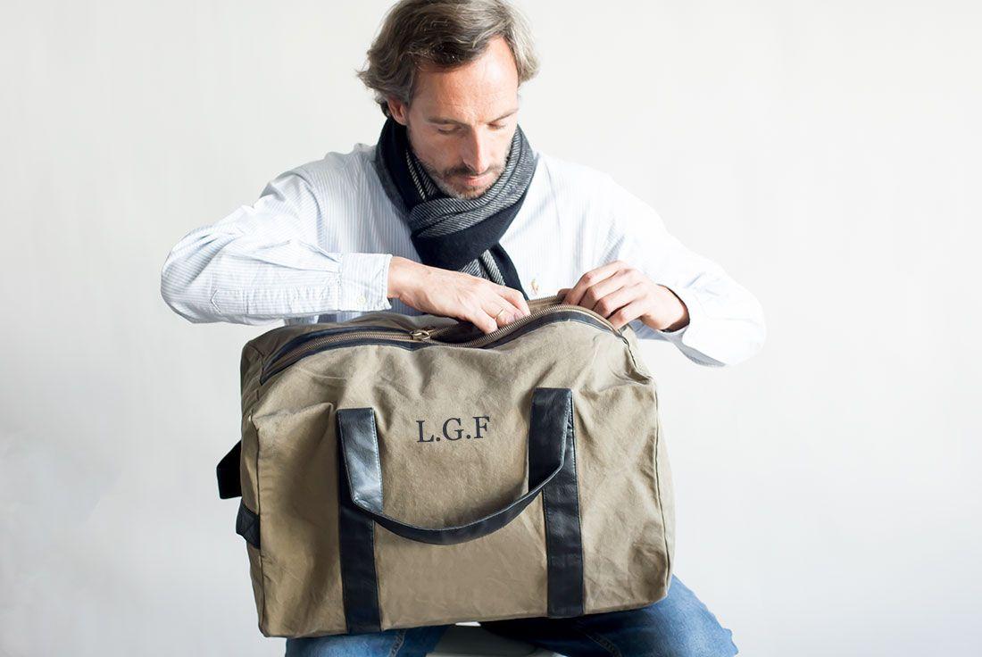 Regalos originales para hombres bolsa de viaje con las for Regalos para hombres online