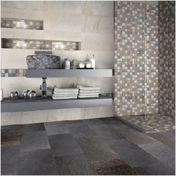 Awesome Beautiful Lightweight Bathroom Tiles