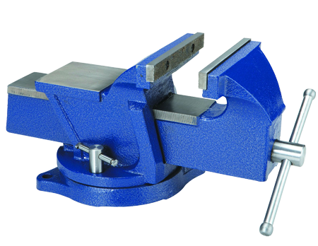 light weight bench vise