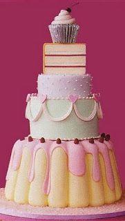 Confetti Cakes - beautiful