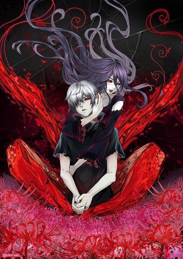 Ghim của Nguyễn Hoàng Thiên trên Tokyo Ghoul Anime