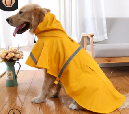 犬服防水防雨雨衣 中国輸入代行 2021 犬のレインコート 犬用コート ペット服