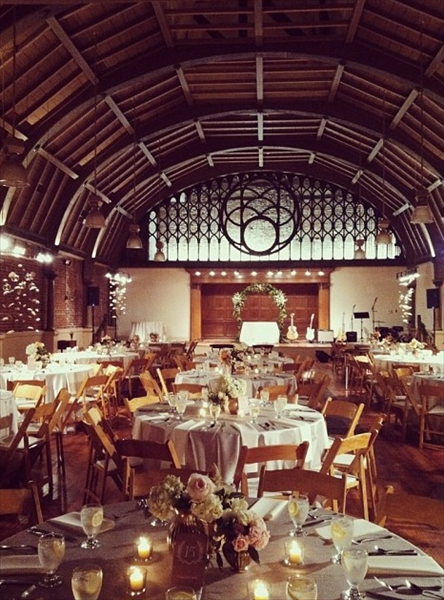 The Loft On Pine California Wedding Venues Wedding Reception Backdrop Wedding Backdrop
