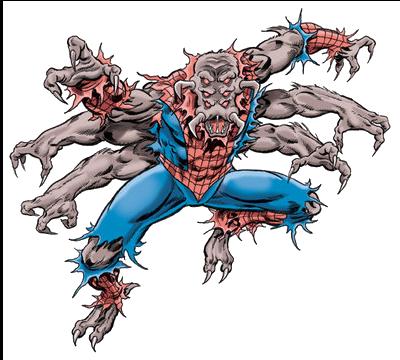 Man-Spider | Villains Wiki | FANDOM powered by Wikia