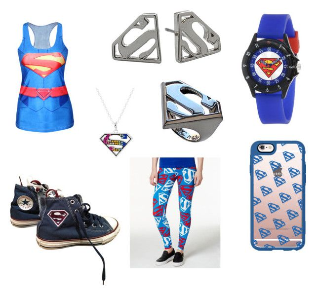 """""""obsession much?"""" by aimeelynch24 ❤ liked on Polyvore featuring Casetify, Bioworld, Noir and Converse"""